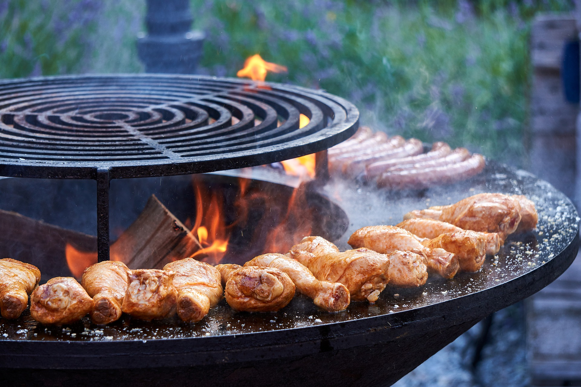 Aussengrill Outdoor Barbecue Grill